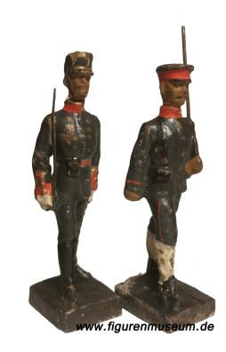 Offizier und Mannschaft Japaner von Lineol