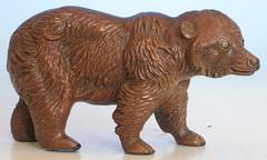 Elastolin Masse Figur Bär
