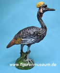 Pfeiffer Masse Tierfiguren Kronenkrannich Figurenmuseum